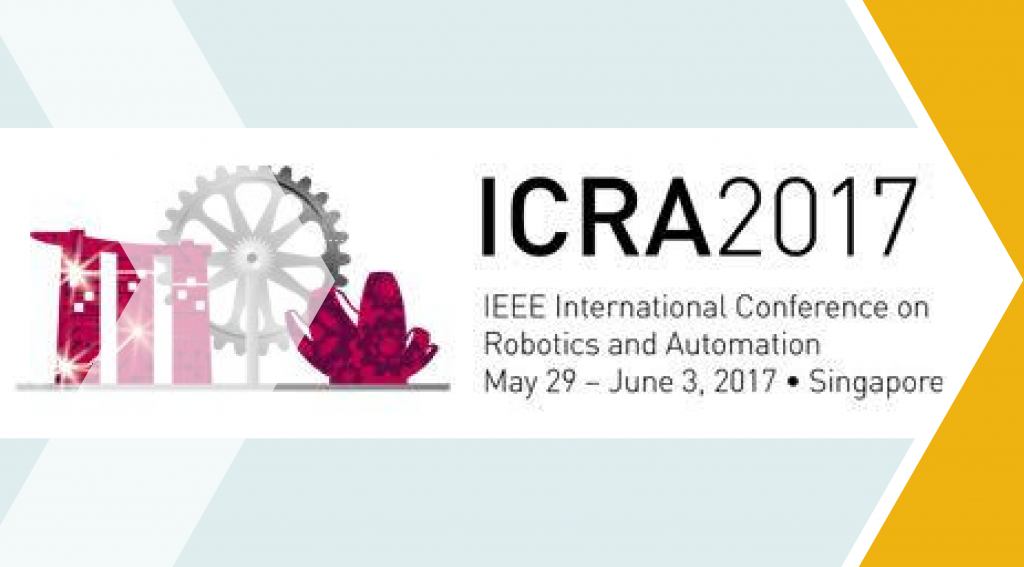 IEEE International Conference on Robotics and Automation